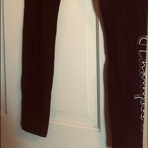 New without tags Champion script Leggings Small
